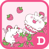 Fluffy Rabbit character diary