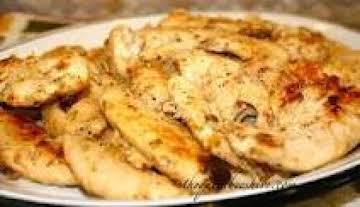 Lemonade Chicken for Crock Pot