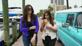 The Kardashians Return to Miami