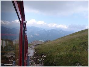 Photo: Tren de vapor subida a Schafbergspitze. Austria http://www.viajesenfamilia.it/