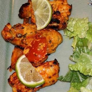 Chicken Tikka.