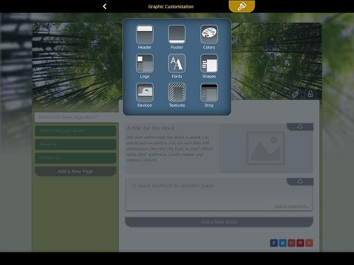 Website Builder for Android screenshot 13