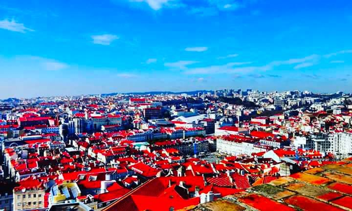Lisbona in red di Nine