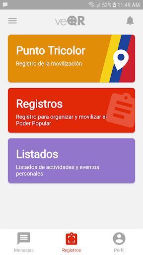 veQR - Somos Venezuela 2.0.0 screenshots 3