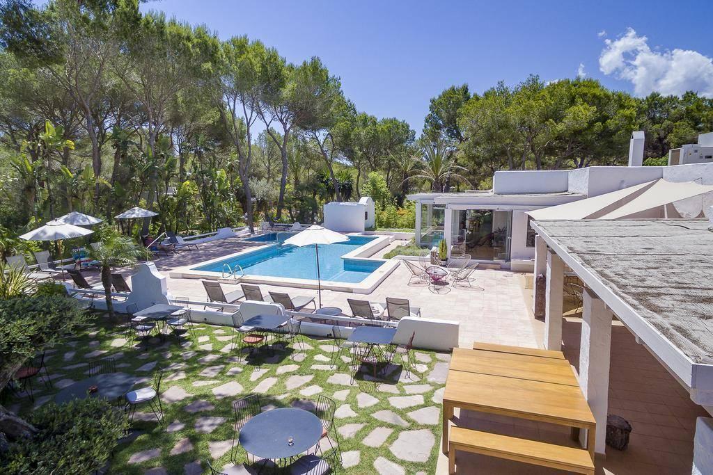 Ibiza tailor hotel casbah formentera for Hotel casbah formentera