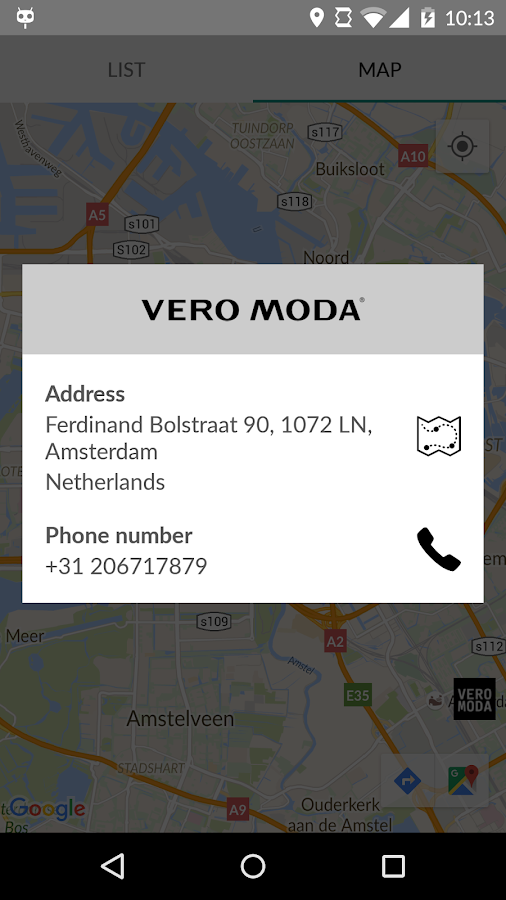 VERO MODA- screenshot