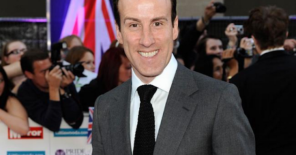 Anton Du Beke wants to take his novel to big screen