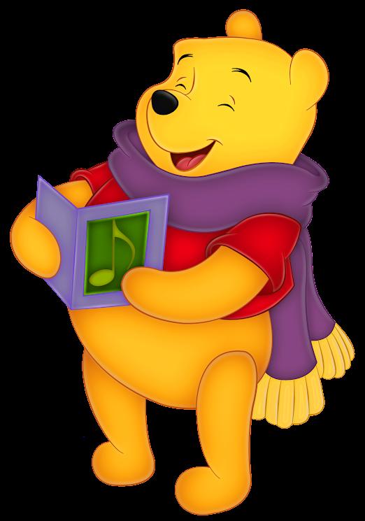 Winnie Pooh With Purple Scarf 6xAi8fxpdF8VbB0OiSBt