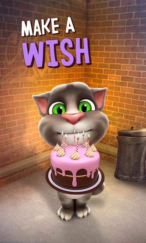 Talking Tom Cat- screenshot