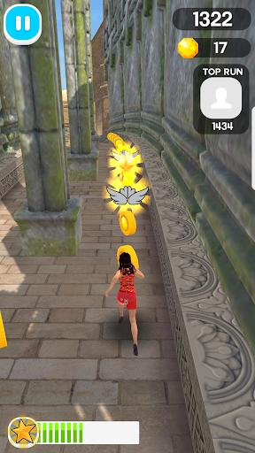 Speed Fast Princess Run screenshot 4