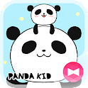 Panda Kid +HOME Theme icon