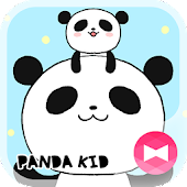 Panda Kid +HOME Theme