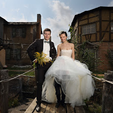 Wedding photographer Alena Abrikos (lukoe). Photo of 09.09.2014