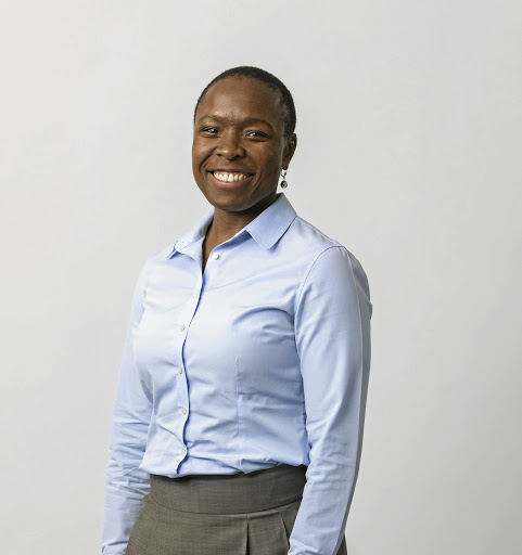 Newly appointed African Bank Group CEO Basani Maluleke.