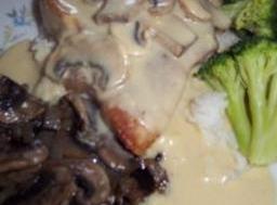 Pork Chops In Creamy Dijon Mushroom Sauce Recipe