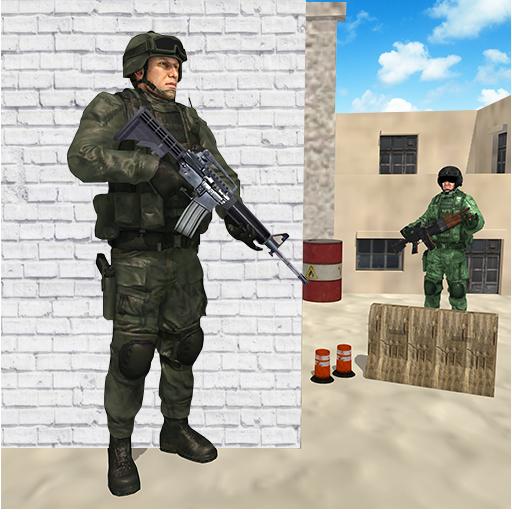 Commando Strike Duty 3D