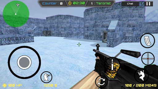 Critical Strike CS 2 GO Online Counter FPS Game screenshot 5