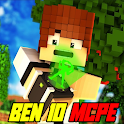 Mod Ben 10 Alien for Minecraft PE icon