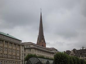 Photo: St Petri church