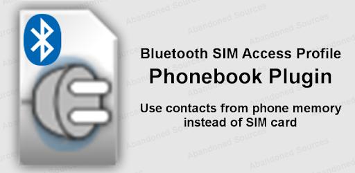 carte sim data uniquement rSAP Phonebook Plugin – Applications sur Google Play