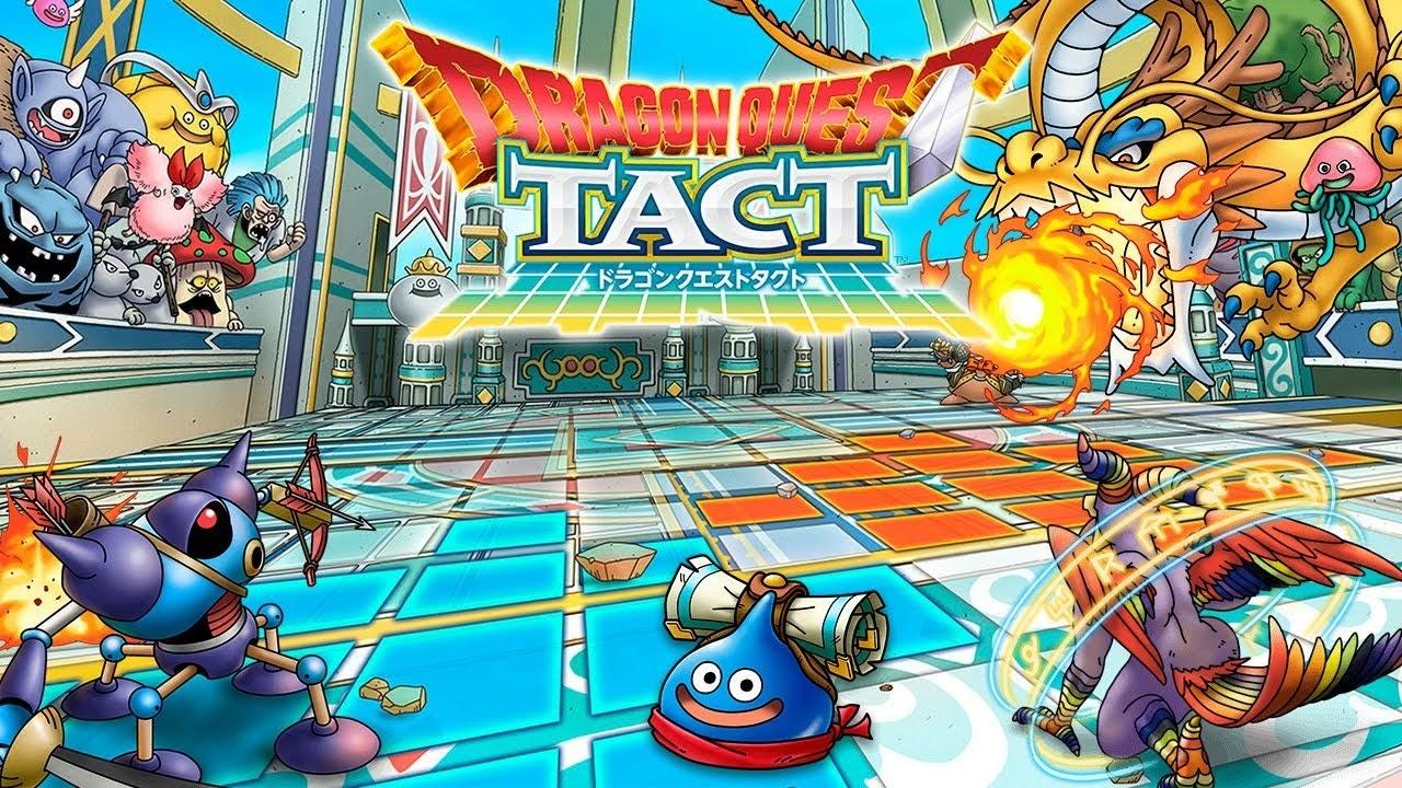Dragon Quest Tact Hack Gems Cheat