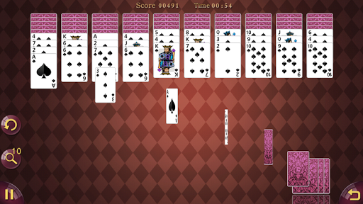 Spider Solitaire android2mod screenshots 7