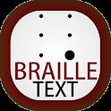 Braille Text icon
