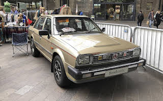 Triumph Acclaim Cd Rent East Midlands