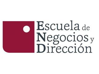 logo Escuela de Negocios y Dirección