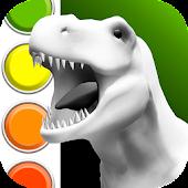 Tải Game Dinosaurs 3D Coloring Book