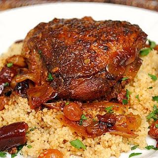Moroccan Chicken.