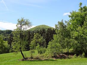 Photo: Hraniční hora Luž.