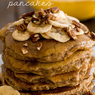 Banana Bread Pancakes Recipes