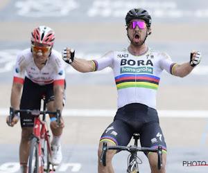 Sagan kent de zes helpers op weg naar zijn tweede Roubaix-kassei