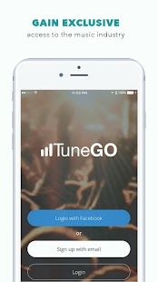TuneGO- screenshot thumbnail