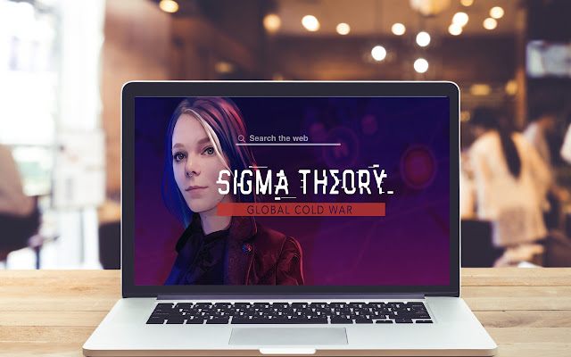 Sigma Theory HD Wallpapers Game Theme