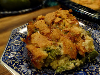 Ham And Asparagus Strata, Iris Recipe