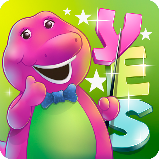 Learn English With Barney (game)