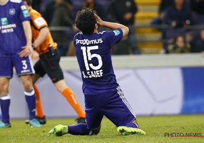 """A propos du penalty manqué de Saïef : """"En stage, ils étaient trois ou quatre à se précipiter pour le prendre mais maintenant..."""""""
