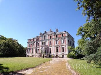 Château 30 pièces 1200 m2