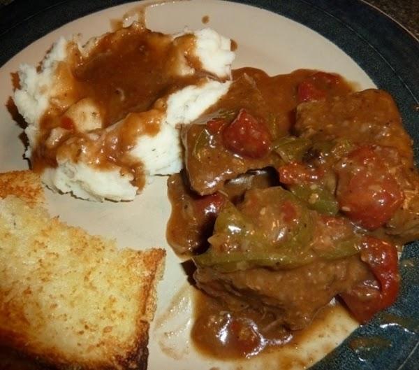 Swiss Steak With Gravy Recipe