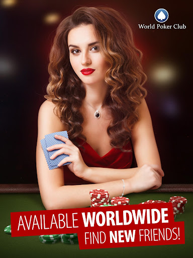 Poker Games: World Poker Club filehippodl screenshot 1