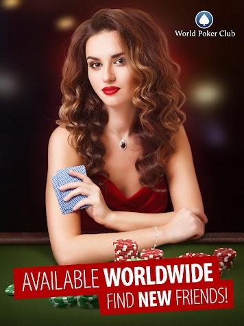 Poker Games: World Poker Club Screenshot