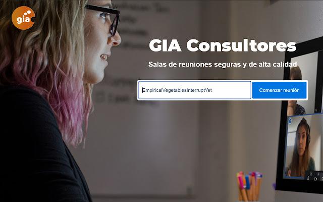 Reuniones GIA Consultores