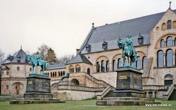 Photo: Goslar. Kaiserpfalz.