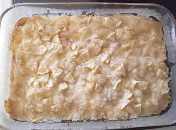 Apfel Kuchen (apple cake)