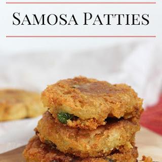 Crispy Samosa Patties Recipe