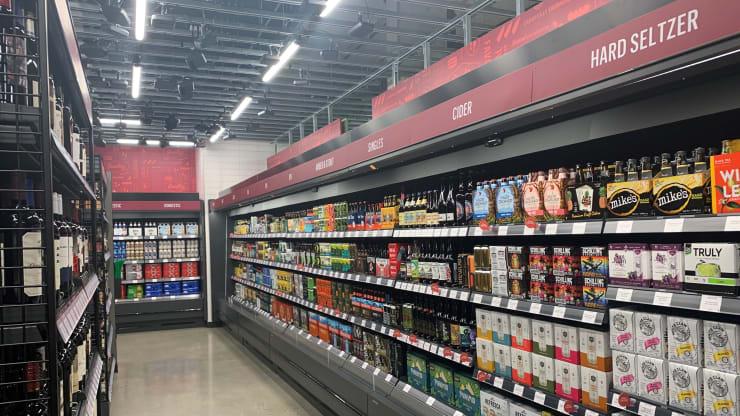 Amazon inaugura su primera tienda sin cajeros 4