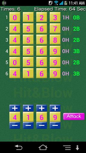 Hit & Blow 1.0.3 Windows u7528 2