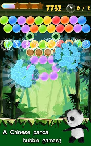 Panda Bubble apktram screenshots 2